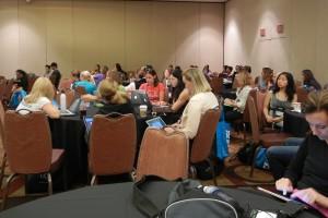 SEO Session at Fitbloggin 12