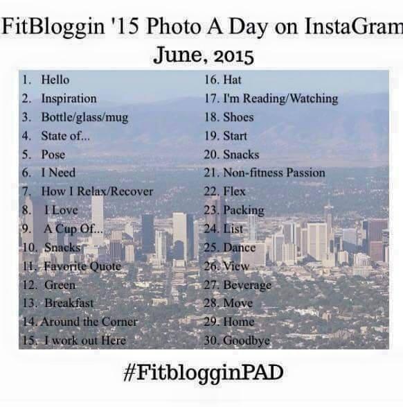 #fitblogginPAD