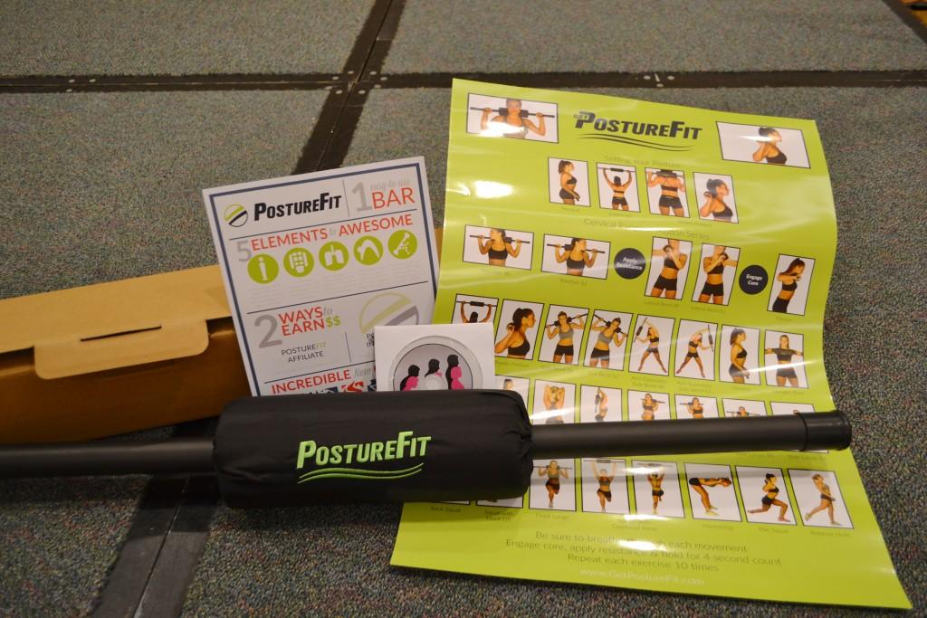 posturefit giveaway   fitbloggin 2015