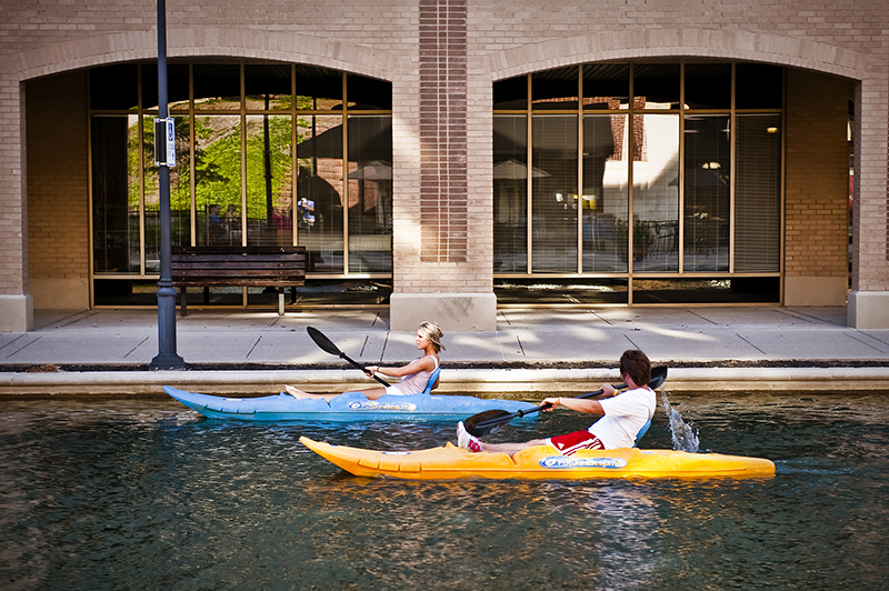 Kayaks - Visit Indy